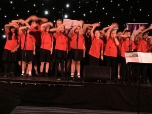 choir macron